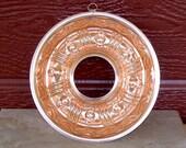 Vintage Copper Mold for Jello or Home Decor