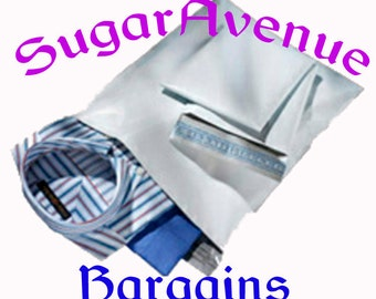"""Free Shipping 25 Pk 14"""" x 20"""" Poly Self-Sealing Bag/Envelope Great for Big Items & Quantities"""