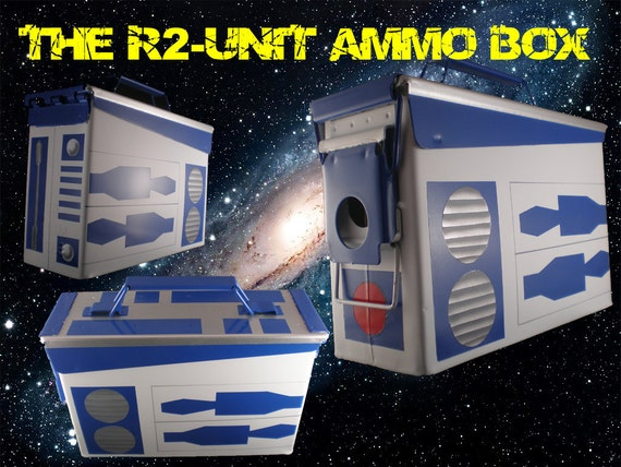 R2-D2 Custom Ammo Box