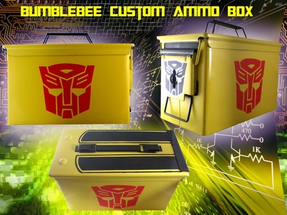 BumbleBee Custom Ammo Box