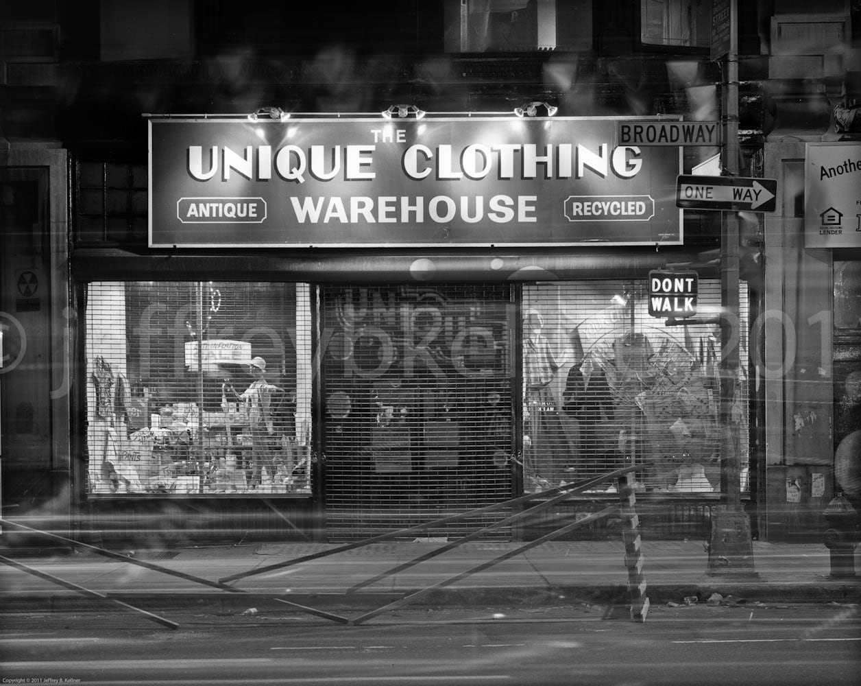 Unique clothing stores nyc