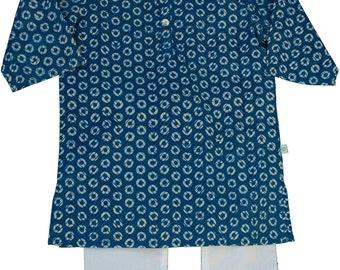 Classic Kurta Pyjama, unisex - size 1yr - ON SALE