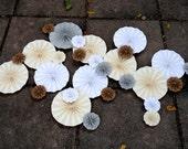 Custom Color Pinwheel Cluster