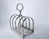 William Hutton toast rack - 1930s from England