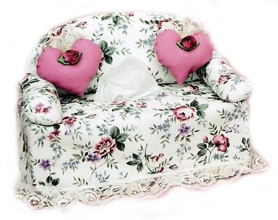 Sofa Sewing Pattern Tissue Box Cover By Creationsbyjenmarie