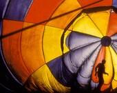 Hot Air Balloon Fine 355 Art Digital Photo 8x10