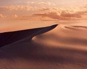 White Sands, New Mexico 7 2702 Fine Art Digital Photo 8x10