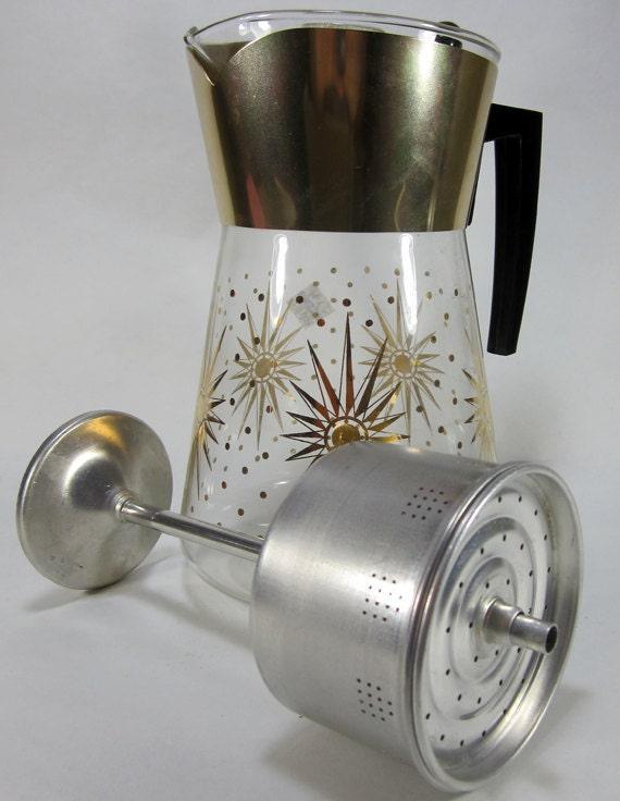 Cup White Coffee Caraffe