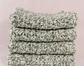 Cotton Dishcloths Set of 4