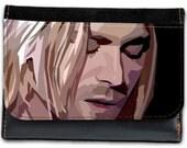 Purse - Unique Art Apparel Purse - Kurt Cobain