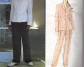 Vogue 1550 Michael Kors Jacket and Pants Woman sizes 14 16 18