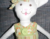 Soft Cat Clawdia Purrington