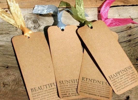 INSPIRATIONAL BOOKMARKS bookmark (4) beautiful sunshine happiness kindness definitions
