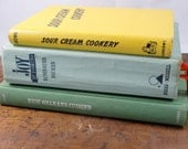 Vintage Cookbook Collection 1960s & 1970s