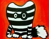 Stripe Monster