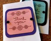 Thank you & Envelope set - Pay It Forward PIF