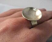 Ellips ring, half shell