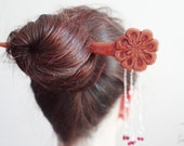Japanese kanzashi hair stick geisha kyoto asian hair pin hair accessories