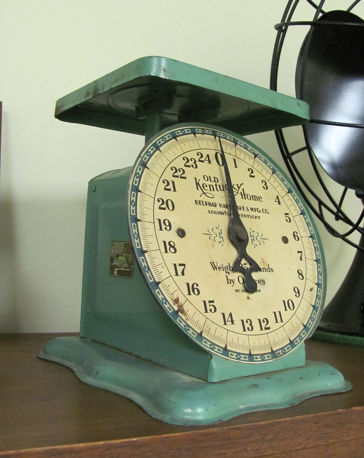 Old Kentucky Home Kitchen Scale
