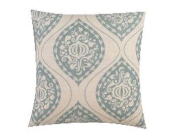 Two 20 x 20 Designer Decorative Pillow Covers - Dwell Studio