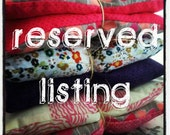 Reserved Listing for Brittney Brock