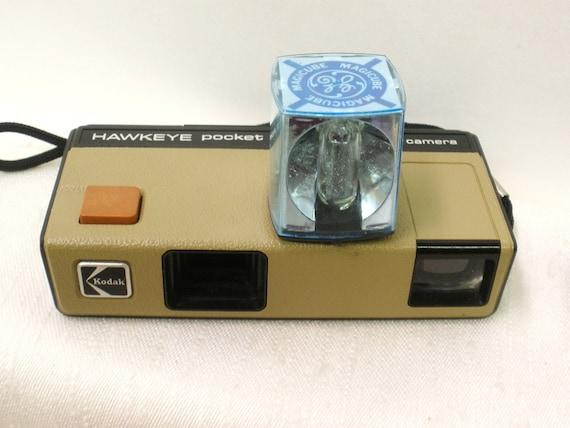 1970 S Kodak Hawkeye Pocket Instamatic Camera Super Cute