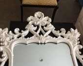 Mirror Hollywood Regency Style HOLD
