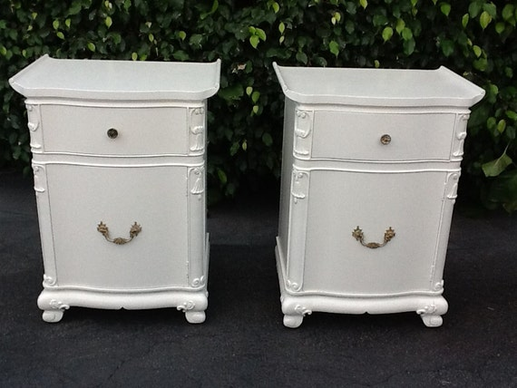 Hollywood Regency End Tables Padoga Chinoiserie