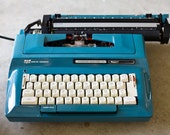 SALE Vintage Smith-Corona Sterling Electric 12