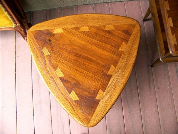 Lane Table Acclaim Line Triangle Guitar Pic By