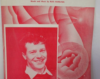 Rainbow By Russ Hamilton Sheet Music