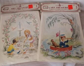 Vintage Paper Ephemera Decoupage and crafting