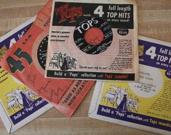 Records from the fifties