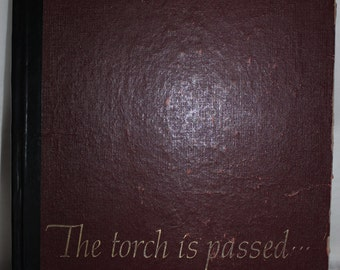 The Torch Is Passed Book