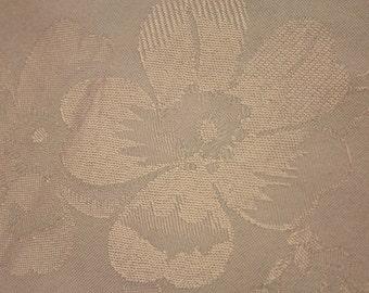 Vintage Tablecloth Mint Green