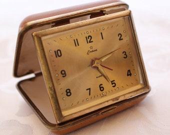 Vintage Endura Alarm Clock made in Japan