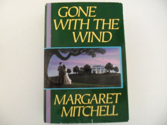 Gone WIth The Wind By Margret Mitchell