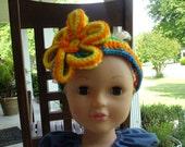 boutique style crochet headband