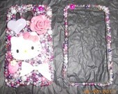 Hello Kitty Pink  HTC Desire Deco Case