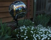 Stained Glass Mosaic Bowling Ball