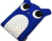 Kindle Cover Owl Kindle Case Felt Sleeve Nook Case Kindle Fire Kindle Touch Kindle Paperwhite Cover
