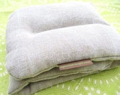 HEMP Microwave HEATING PAD 6x27 Moist Neck Heating Pad, Wash and Refill anytime add aromatic herbs, these last and last