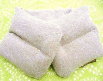 HEMP HOT PACK 6x27 microwave Hot Cold Therapy packs Refillable and Washable