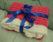 Watermelon Crib Size Baby Blanket