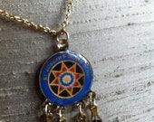 Interesting Vintage Indian Necklace