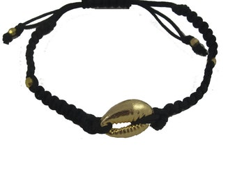 Adjustable Cowry Shell Bracelet (FREE SHIPPING)