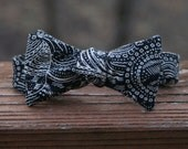 S A L E - Tribal Print Men's BowTie- 50% OFF