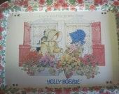 Holly Hobbie Love is Good for Growing Things Lap Tray