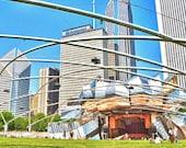 Millenium Park Bandshell - Chicago 8x10