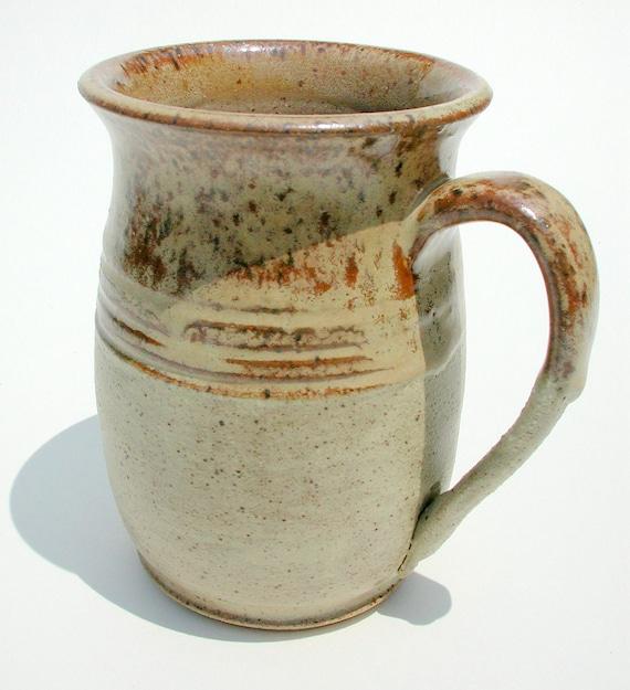 Golden Tan Mug